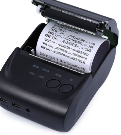 58mm bluetooth printers for EPOS systems eatPOS mobile POS