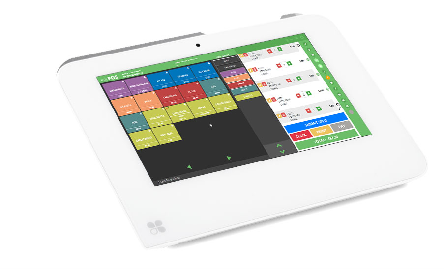 clover mini native epos restaurants bars takeaways